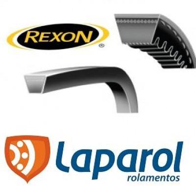 Correias industriais Rexon