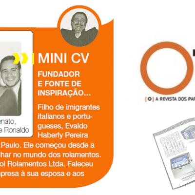Entrevista da Laparol para Revista Omag