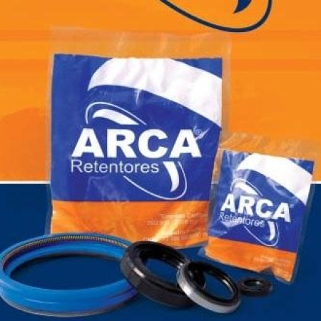 Retentores Arca, Arca retentores catálogo e vedações