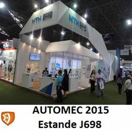 Automec 2015 NTN SNR Rolamentos