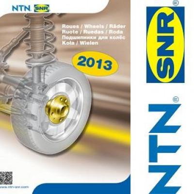 Catálogo de rolamentos automotivos NTN-SNR