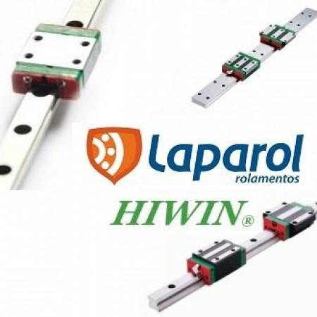 Distribuidor HIWIN Brasil Guia Linear e Fuso de Esferas