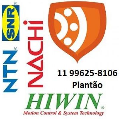Distribuidor Rolamentos HIWIN NTN SNR