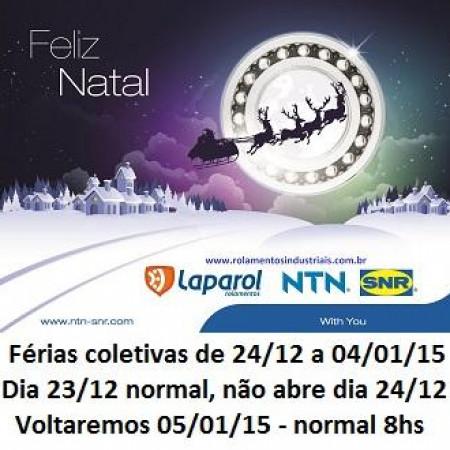 FÉRIAS COLETIVAS - Fechado de 24/12 a 04/01/15
