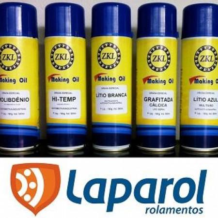 Graxa Spray ZKL, graxa em spray