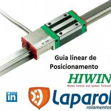 Guia Linear de Posicionamento, HIWIN PG