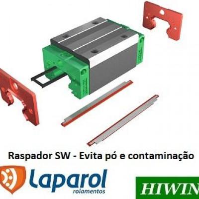 HIWIN SW Vedação Guia Linear