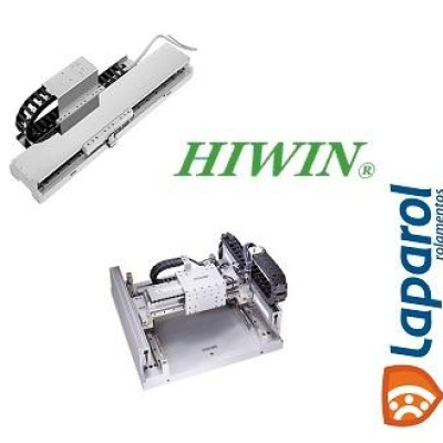 Motor Linear, Linear Stage Hiwin, motores lineares