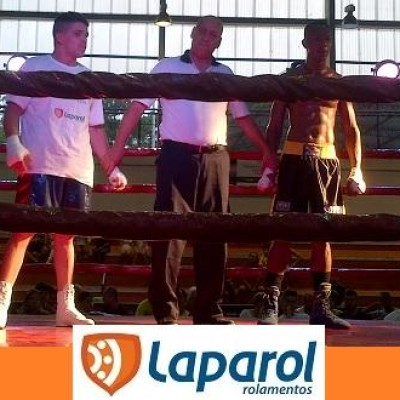 Patrocínio Esportivo Boxe, primeira vitória profissional