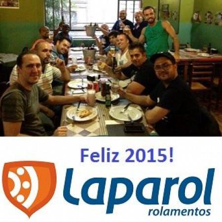 Rolamento SP, Feliz 2015!