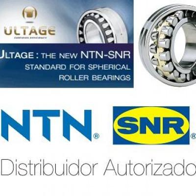 Vídeo Rolamentos NTN-SNR Ultage