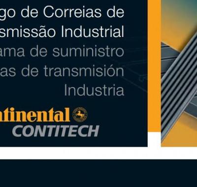 Catálogo Correias Industriais medidas (Correias Continental medidas)