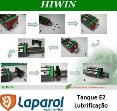 Tanque E2 Guias Lineares HIWIN